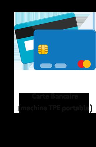 règlement par carte bancaire sécurisé