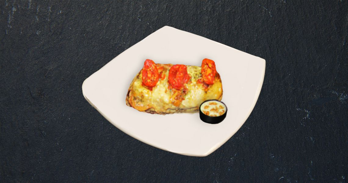 Filet mignon aux 2 fromages