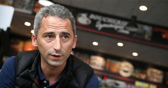Le nouveau président du syndicat des bouchers d'Eure-et-Loir, Alexandre Charron