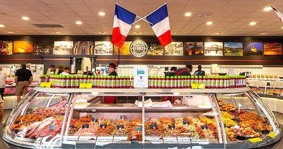 « L'une des plus grandes boucheries de France ! »